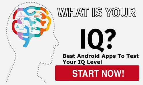 Best Android Apps To Test Your IQ Level