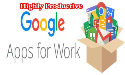 7 Highly Productive Google Apps For Education