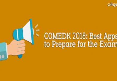 COMEDK 2018: Best Apps To Prepare For The Exam