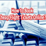 How to Book Cheap Flight Tickets Online?