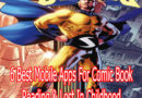 6 Best Mobile Apps For Comic Book Reading & Lost In Childhood